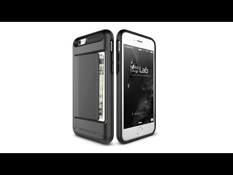 VRS Design Damda Clip Case for iPhone 6 and 6s