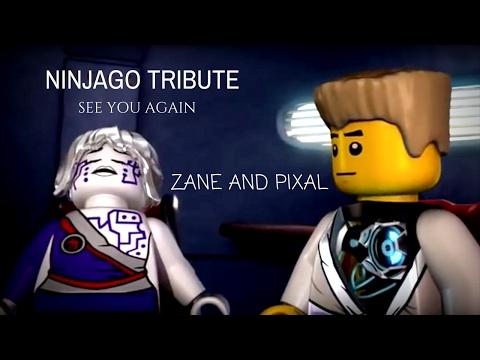 See You Again - Ninjago (Zane And Pixal) Tribute