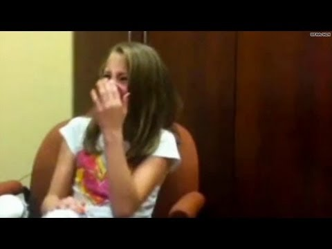 Deaf girl hears her breath for the first time!