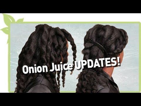 GreenBeauty ONION JUICE recipe UPDATE !!