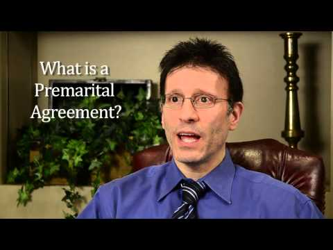 What is a Prenuptial Agreement?