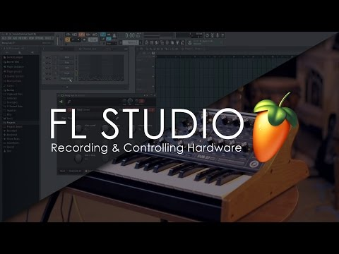 FL Studio | Controlling and Recording Hardware Synthesizers (MIDI Out Plugin)