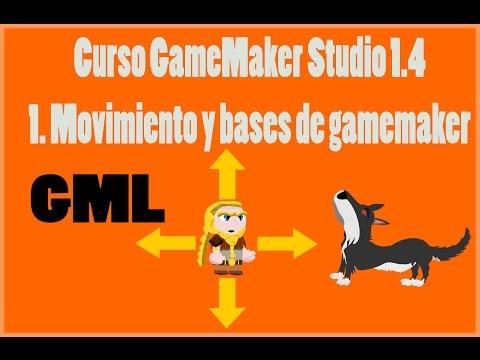 Curso de desarrollo de juegos en GameMaker: Beat'em up Parte 1- Movimiento