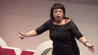 Et paf! J'ai plus peur | Ariane Borel | TEDxGeneva