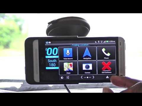 HTC One Car Dock