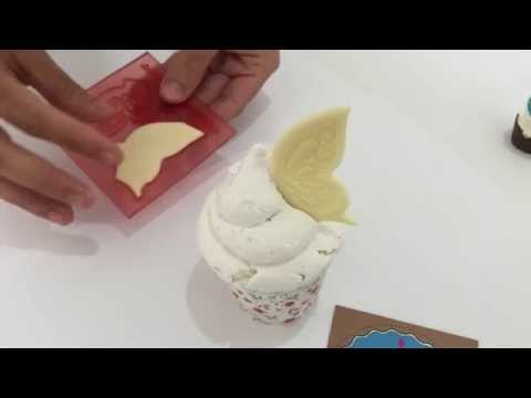 🍰 How to! Chocolate Butterfly Wings 🍰