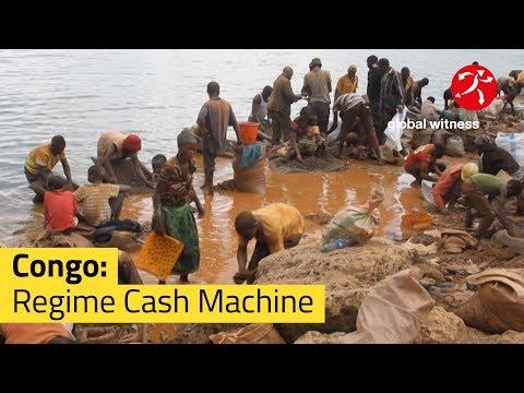 Congo: Regime Cash Machine l Global Witness