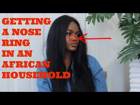I GOT A NOSE RING WITHOUT TELLING MY AFRICAN MOTHER | STORYTIME