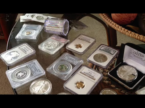 Certified Gold & Silver Coins-MS70Silver.com