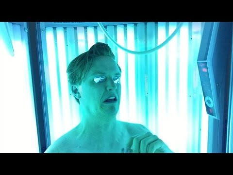 My First (and last) Tanning Bed Experience