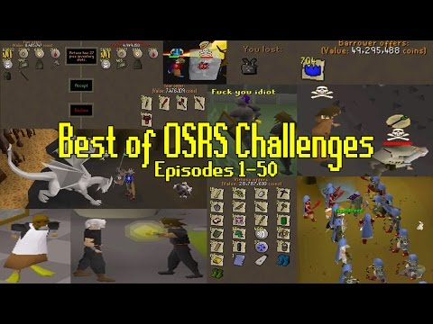 Best of OSRS Challenges | Episodes 1-50
