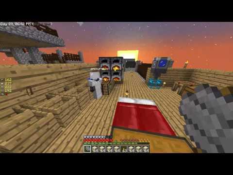 Sky Factory 3.0 Hardcore! - Don't Die S1 E25 :: I Just Got 12 Bricks