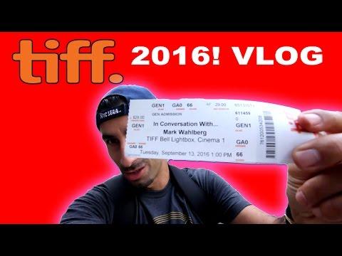 TIFF 2016 RED CARPET VLOG! - MARK WAHLBERG IS BORING????