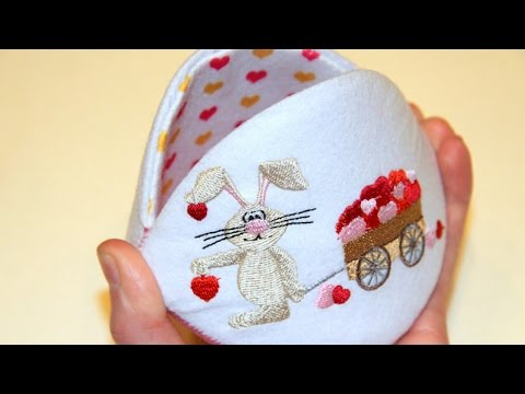 Make a Pretty Clamshell Accessories Case - DIY Crafts - Guidecentral