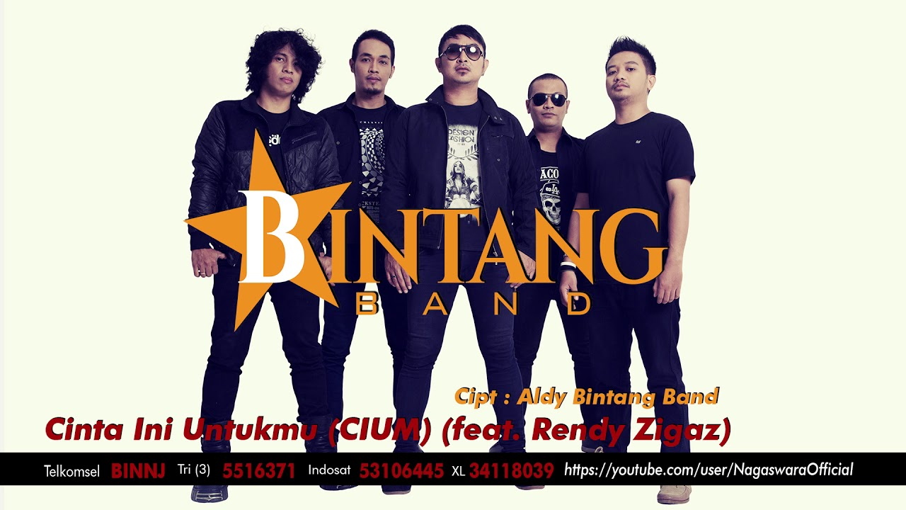 Download Bintang Band - Cinta Ini Untukmu (CIUM) (feat. Rendy Zigaz) MP3 Gratis