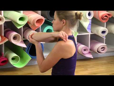Self Massage for Upper Back Pain | Pressure Point to Relieve Upper Back Pain