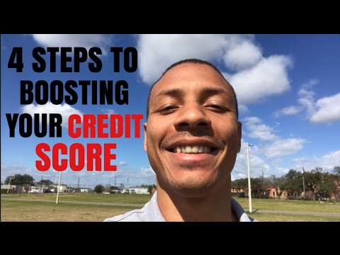 How to Quickly Repair Your Credit in 4 Easy Steps