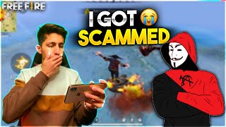 I Got Scammed By My Subscriber Scam 2021 Free Fire Scamer Kid - Garena Free Fire