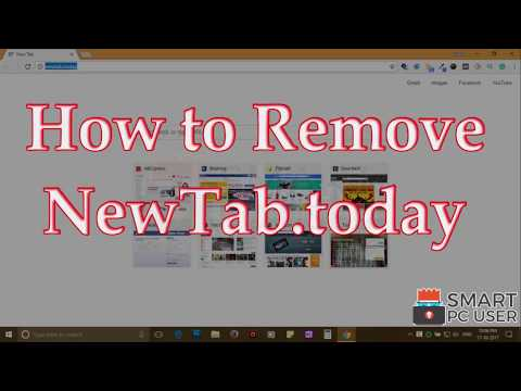 How to Remove NewTab.today from All Browsers (Firefox, Edge, Chrome, IE)