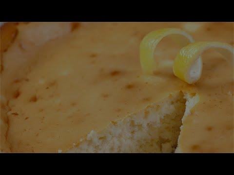 Lemon Feta Cheesecake