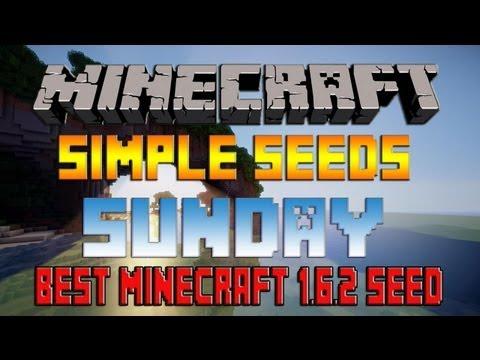 Minecraft Seeds - BEST MINECRAFT 1.6.2 SEED!