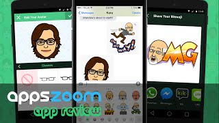 Bitmoji For Android App Review