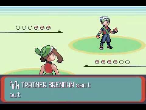 Pokemon Emerald - Brendan (Battle 2)