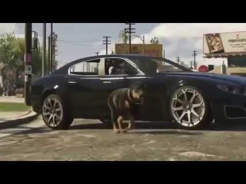 Grand Theft Auto V Free intro #31