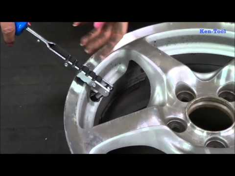 Ken-Tool Tire Valve Installer Demo - 29850