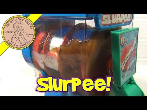 Slurpee 7-Eleven Motorized Frozen Drink Maker, 2005 SpinMaster Toys
