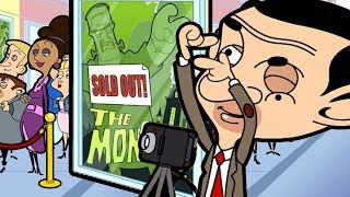 Movie Bean Funny Clips Mr Bean Cartoon World