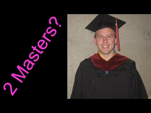 Should You Get Two Masters Degrees