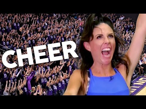 Attempting Competitive Cheerleading (Get Jacked)