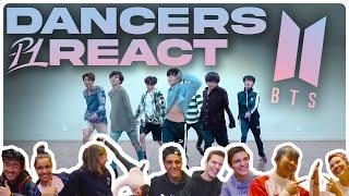 Dancers React to BTS (방탄소년단)