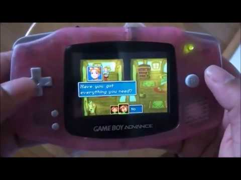 Unboxing: Retro Modding Build-to-Order GameBoy Advance