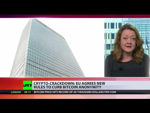 Crypto-crackdown: EU agrees new rules to curb bitcoin anonymity