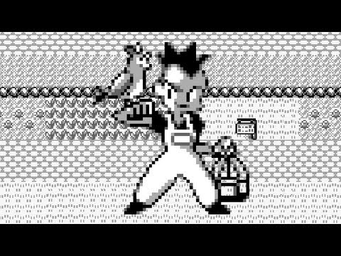 Pokemon Red / Blue Walkthrough 28 - Kanto Route 14 & 15