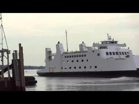 Port Jefferson Ferry, Long Island New York