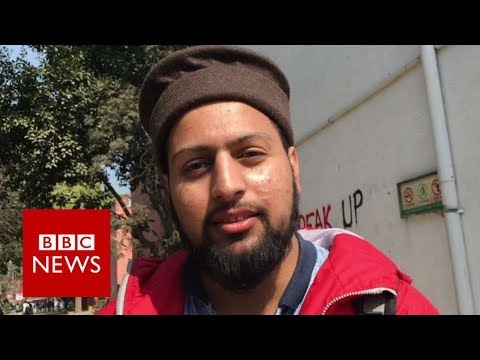 'I am an Indian Muslim, not a Pakistani' - BBC News