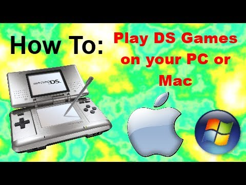 Tutorial - How to Play DS Games on PC/Mac