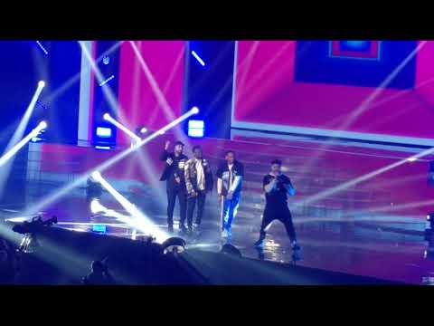 X Factor Tour 2018 Wembley 24/02/2018