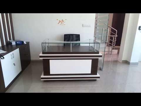 Scale Inch Interior Portfolio - Phoenix Office Interior, Bangalore