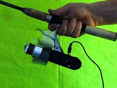 Quantum Hypercast HPL20 Electric fishing reel