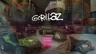 Gorillaz just got a new extension to their house...