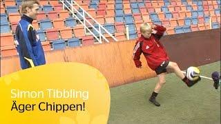 Simon Tibbling äger Chippen