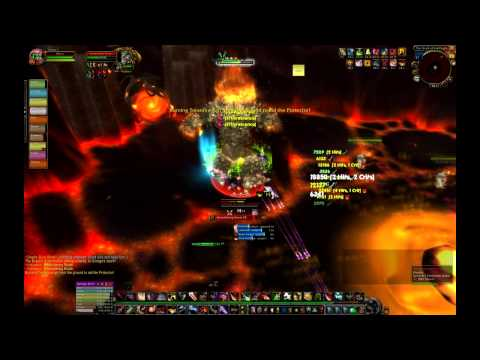 Anvil of Conflagration - Branch of Nordrassil - Tarecgosa's Rest Legendary - 10N - Combat Rogue PoV