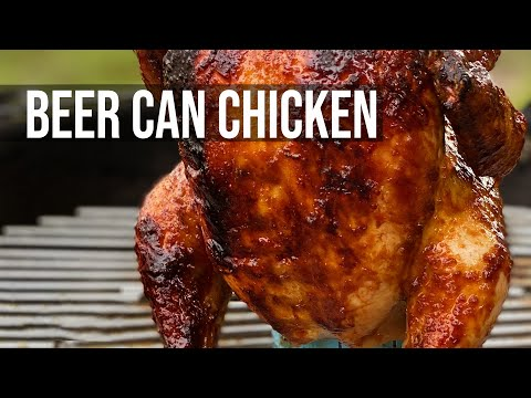 Beer Can Chicken by the BBQ Pit Boys