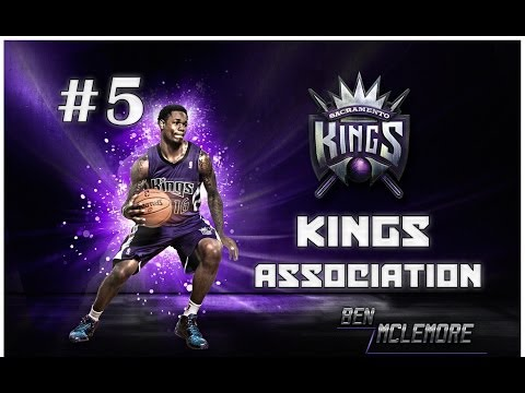 NBA 2K14 - Sacramento Kings Association | Taking on the New and Improved Pelicans! | #5