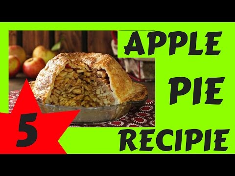 DELECIOUS APPLE PIE RECIPE