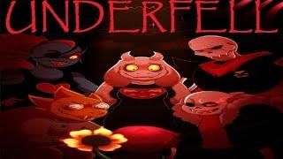 Underfell Asgore Fight (Pacifist) - FANDUB ESPAÑOL LATINO